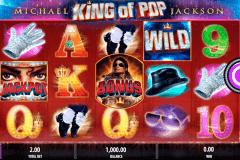 michael jackson king of pop bally spielautomaten
