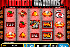 midnight diamonds bally spielautomaten