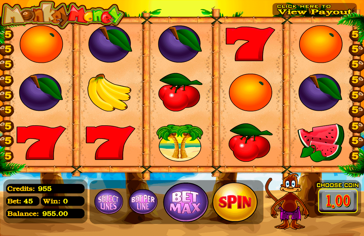 monkey money betsoft spielautomaten