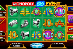 monopoly big event wms spielautomaten