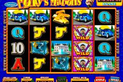 montys millions barcrest spielautomaten