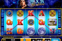 moon goddess bally spielautomaten