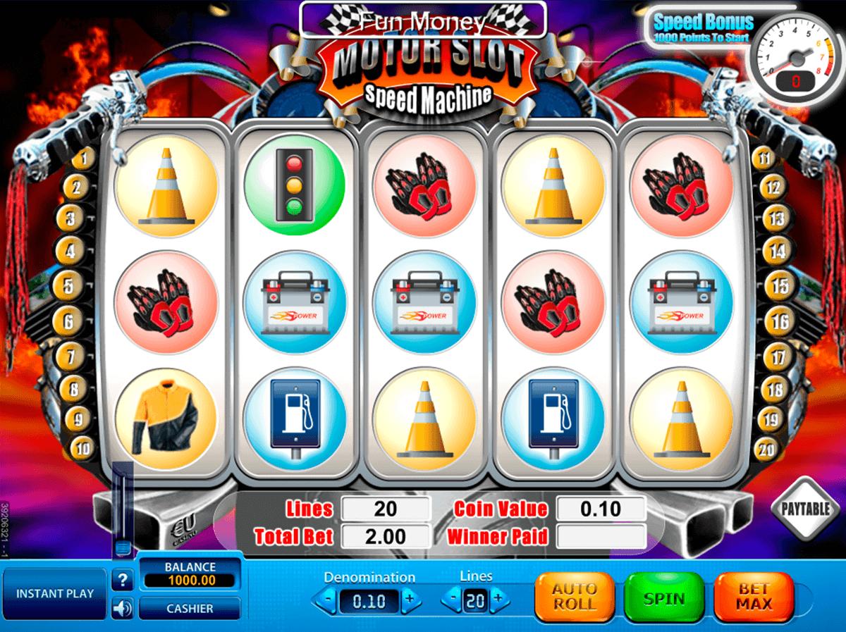 New casino online slots
