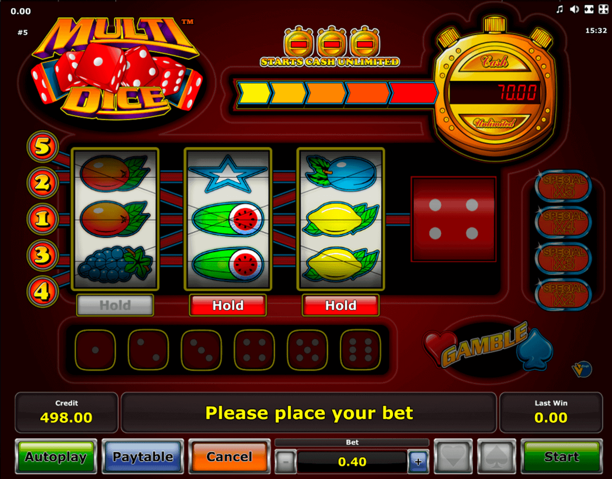 casino online spielen book of ra dice and roll