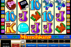 munchkins microgaming spielautomaten