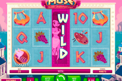 muse netent spielautomaten