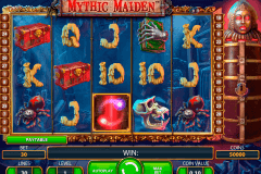 mythic maiden netent spielautomaten