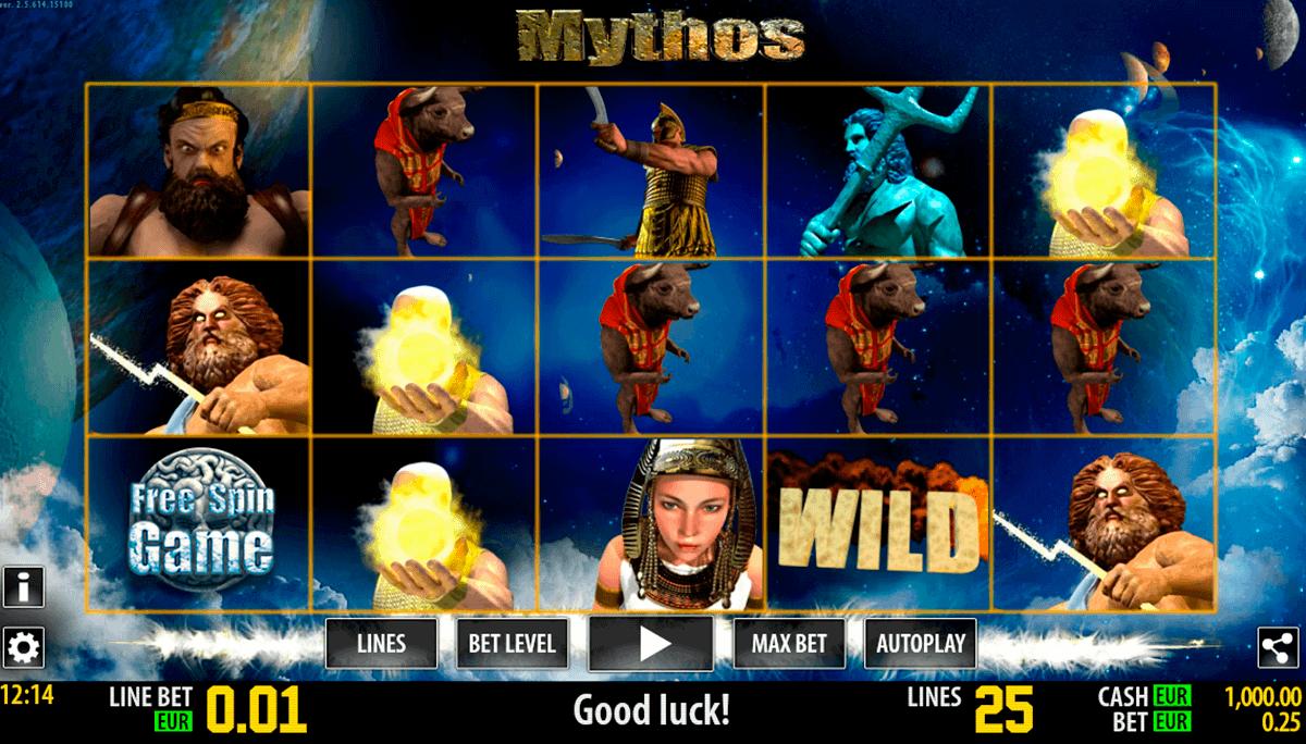 mythos hd world match spielautomaten