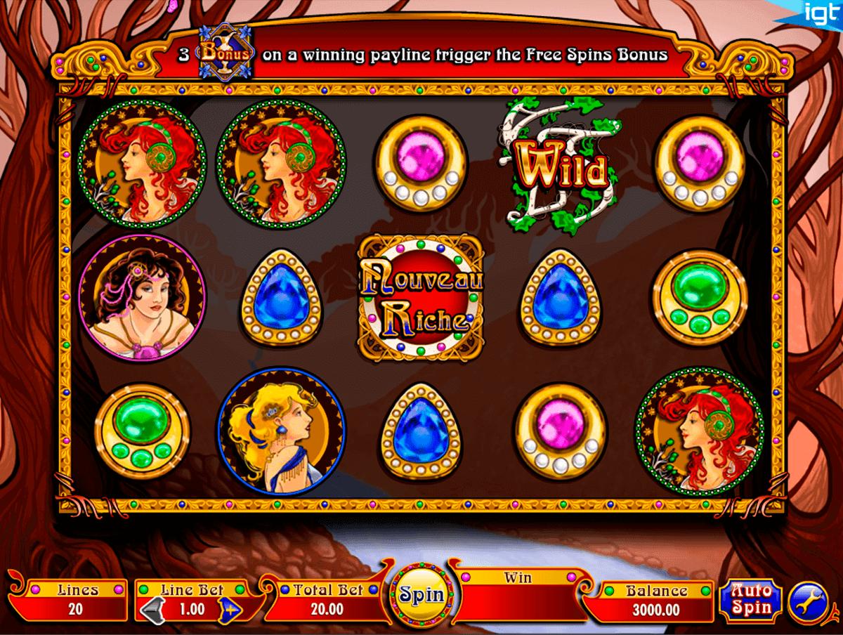 riche casino