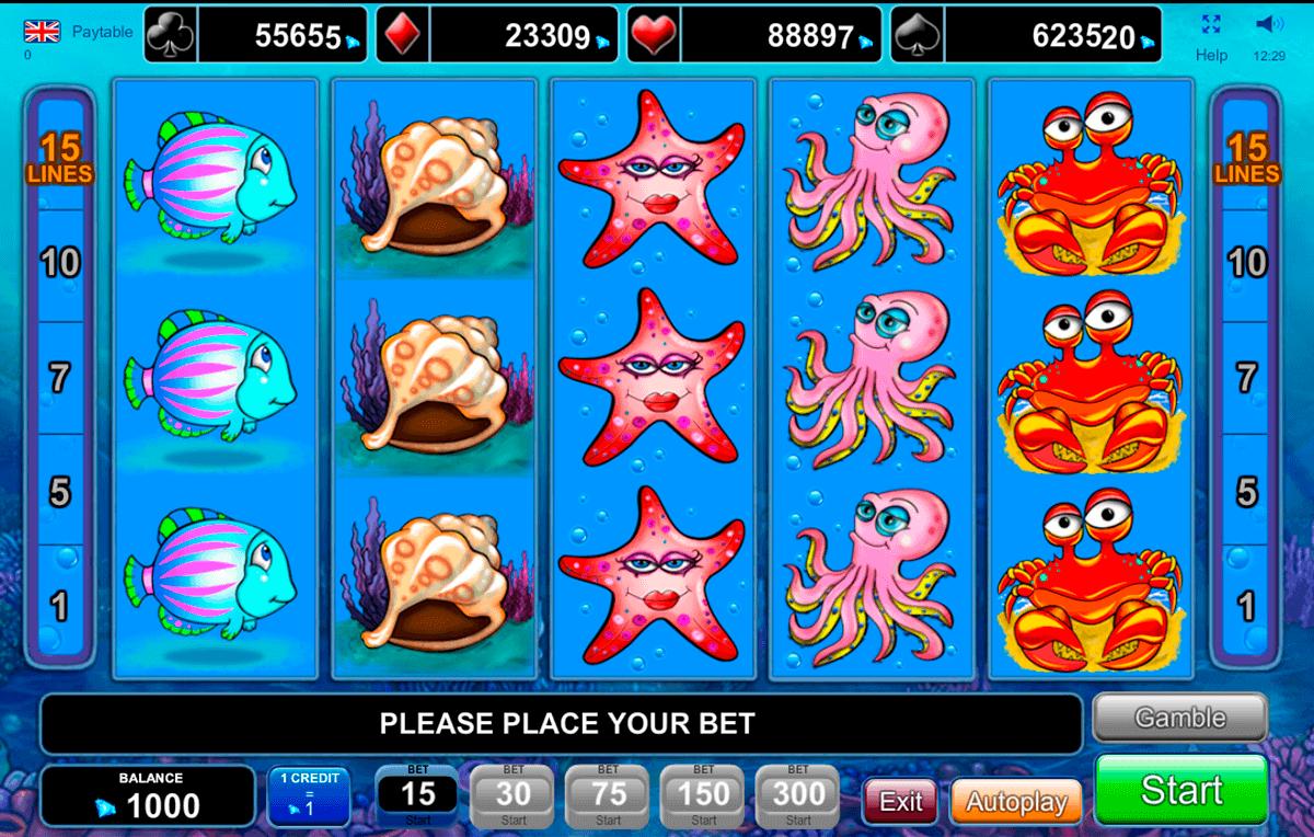 ocean rush egt spielautomaten