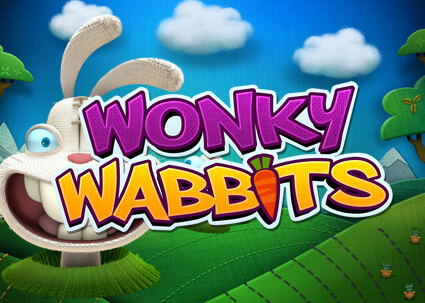 ostern wonky wabbits