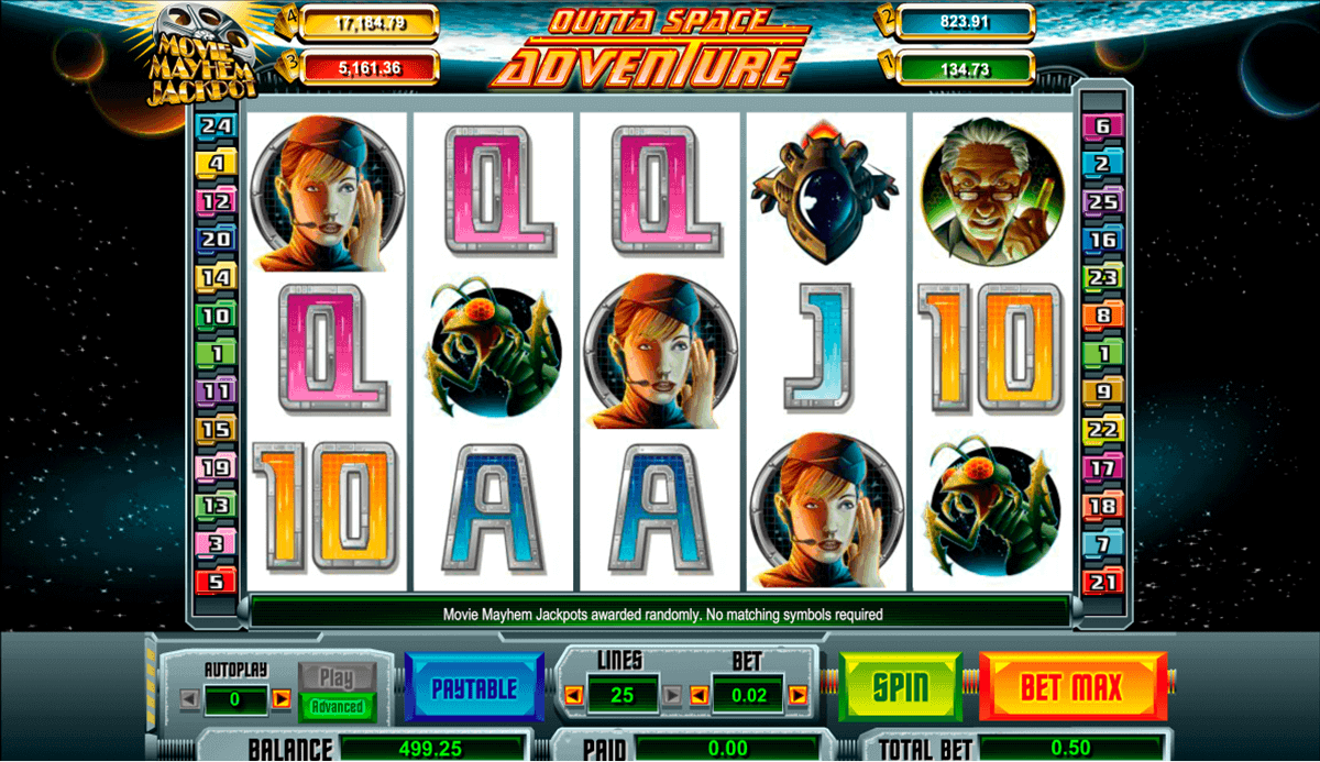Spiele Space Corsairs - Video Slots Online