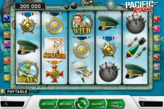 pacific attack netent spielautomaten
