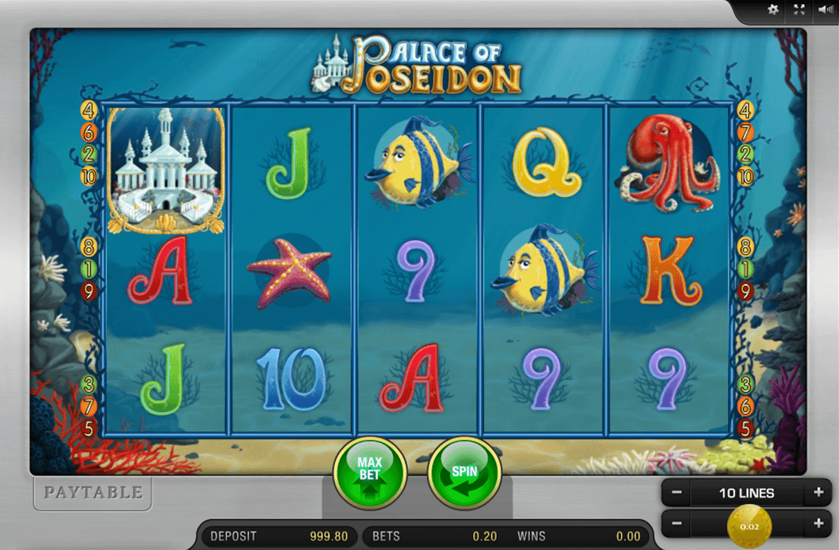 Spiele PoseidonS Treasure - Video Slots Online