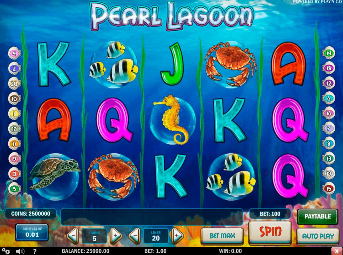 pearl lagoon playn go spielautomaten