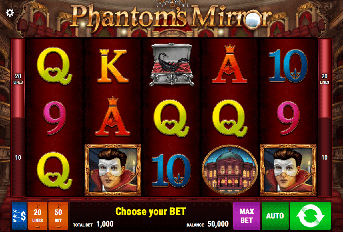 phantoms mirror spielen