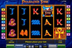 pharaohs tomb novomatic spielautomaten