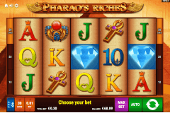 pharaos riches bally wulff spielautomaten