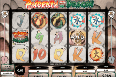 phoeni and the dragon microgaming spielautomaten
