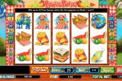 picnic panic amaya spielautomaten