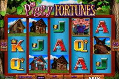 piggy fortunes microgaming spielautomaten