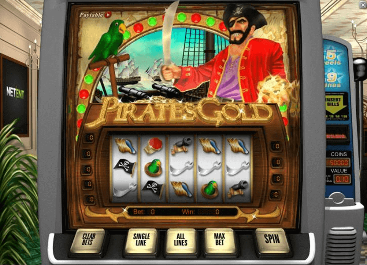 pirates gold netent spielautomaten