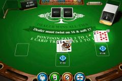 pontoon professional series netent blackjack