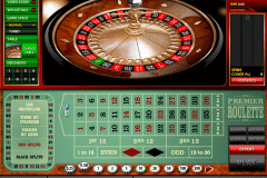 premier roulette microgaming roulette