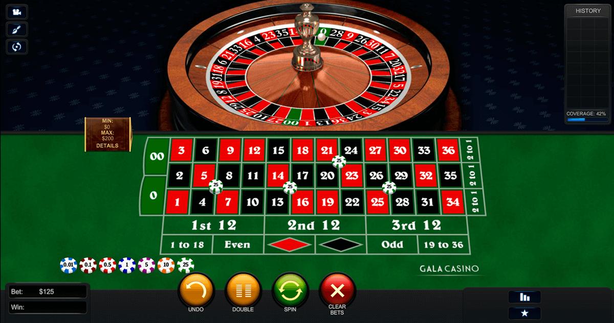 Spiele American Roulette (EspreГџo) - Video Slots Online