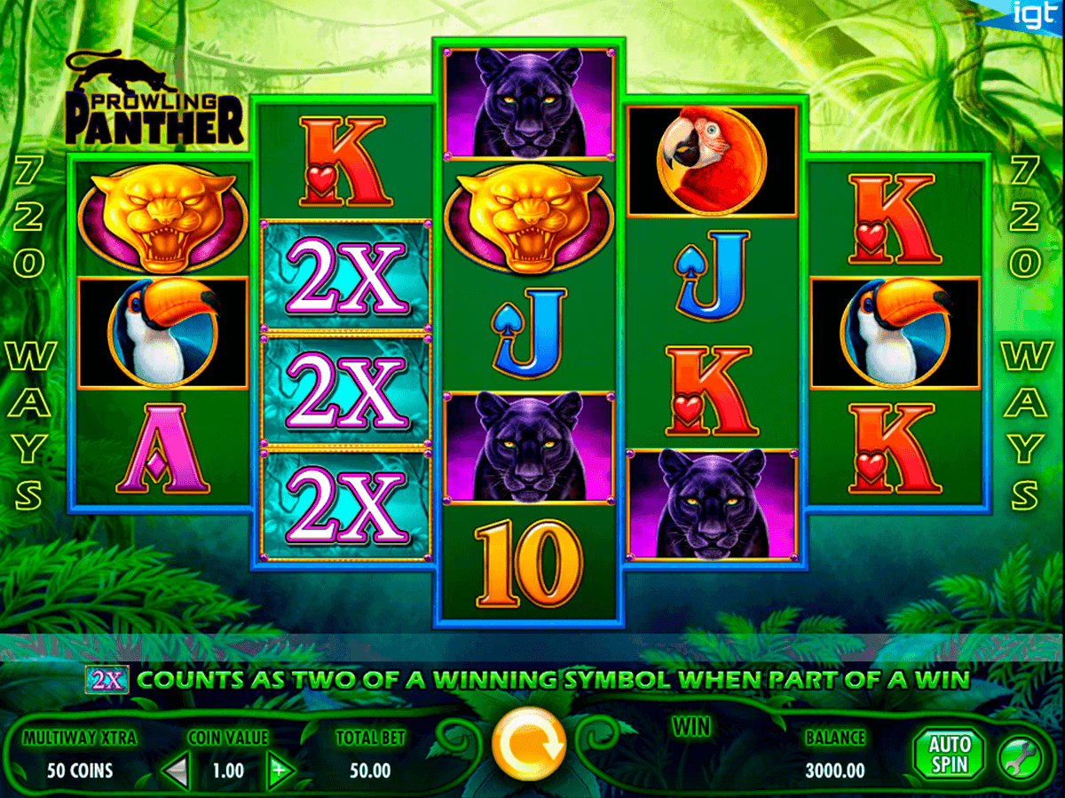 Spiele Panther Pays - Video Slots Online