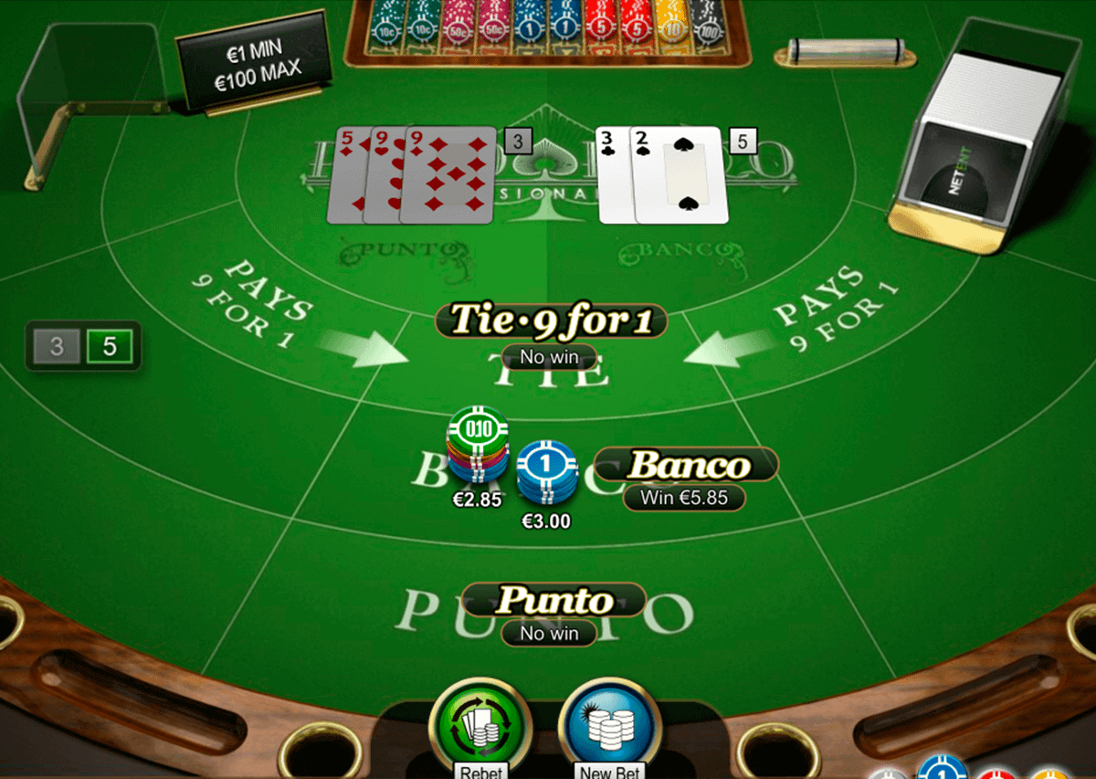 Spiele Punto Banco - Video Slots Online