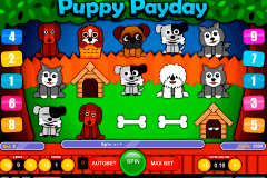 puppy payday gaming spielautomaten