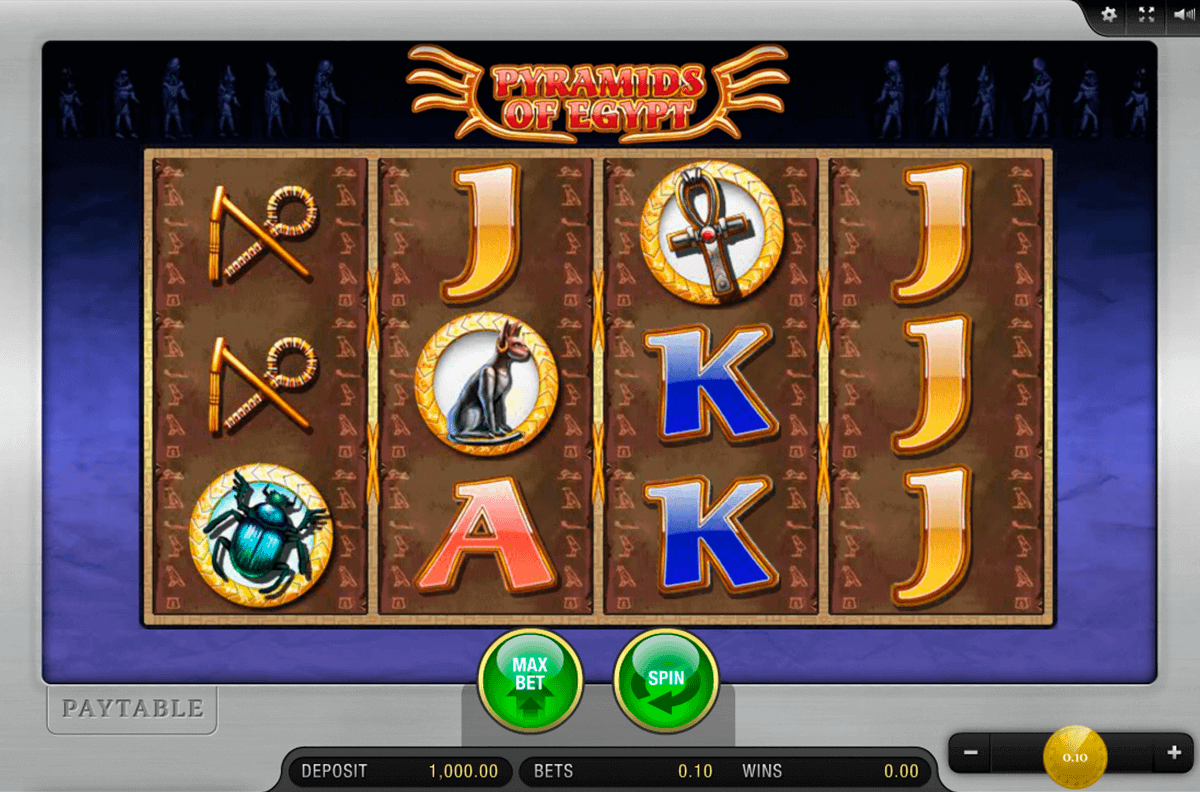 Spiele Pyramids Of Egypt - Video Slots Online