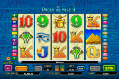 queen of the nile ii aristocrat spielautomaten