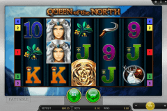 queen of the north bally wulff spielautomaten