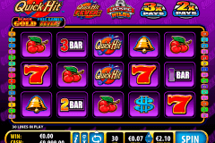 quick hit black gold bally spielautomaten