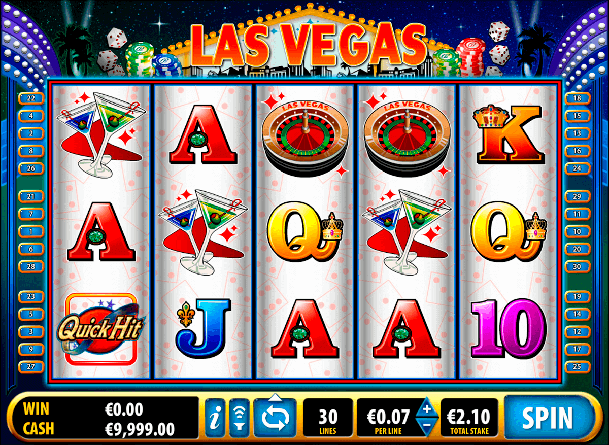 Quick Hit Pro slot – spil Bally casinospil online