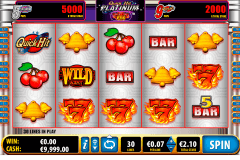 quick hit platinum bally spielautomaten
