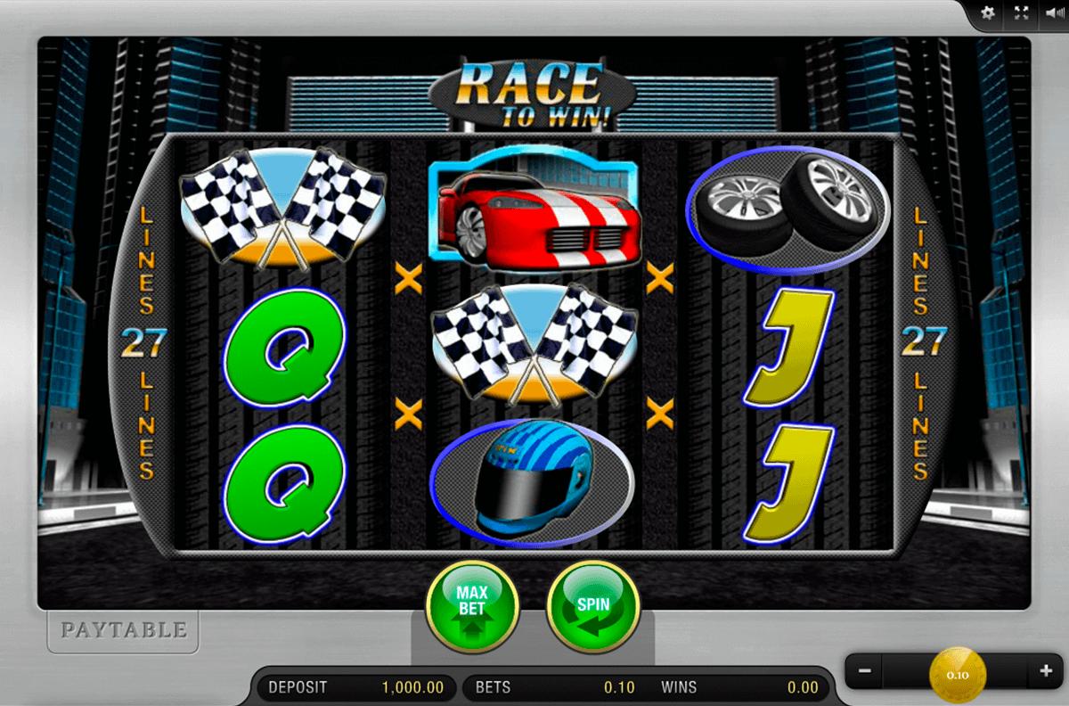 race to win merkur spielautomaten