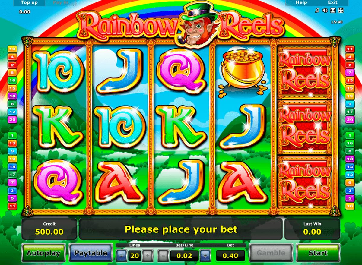 Online Slots & Spielautomaten
