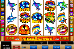 reel strike microgaming spielautomaten