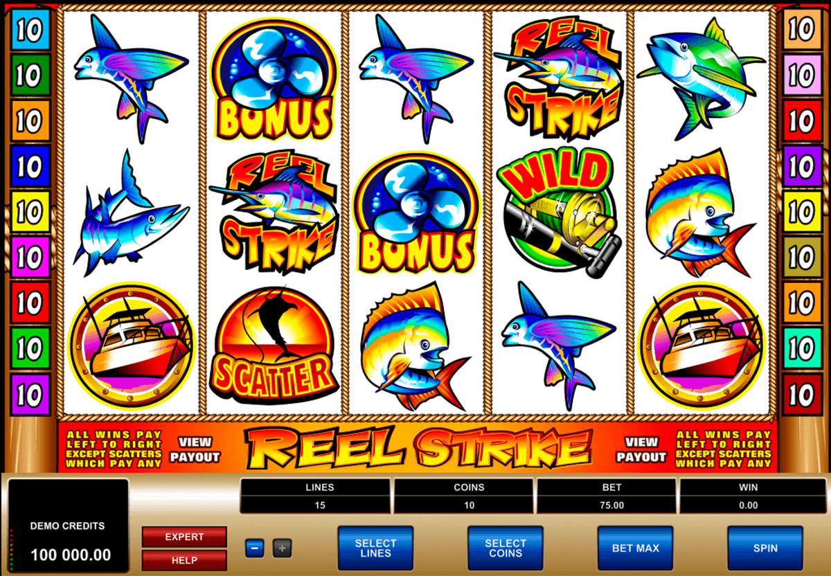 Spiele Strike Gold - Video Slots Online