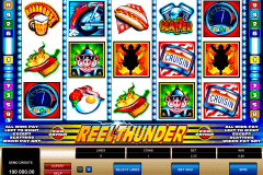 reel thunder microgaming spielautomaten