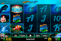 riches of the sea hd world match spielautomaten