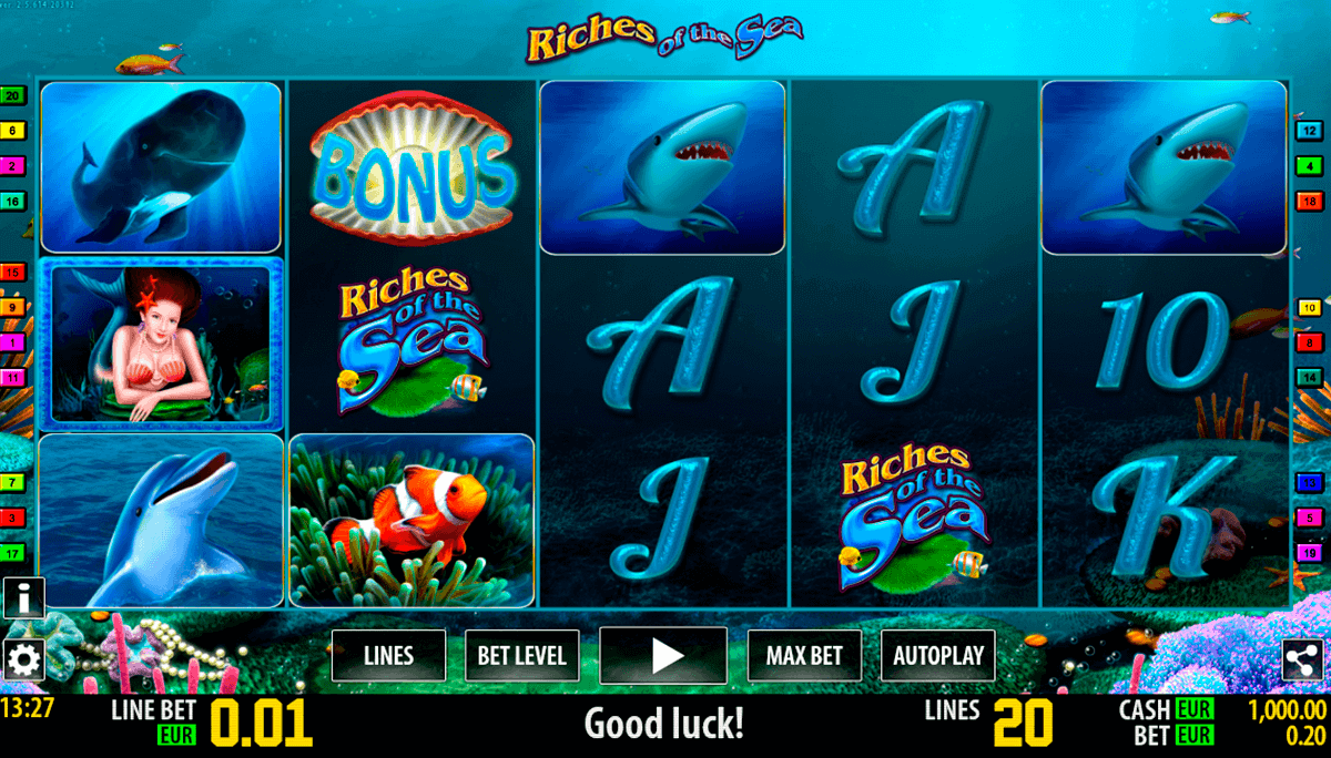 Spiele Sea World - Video Slots Online