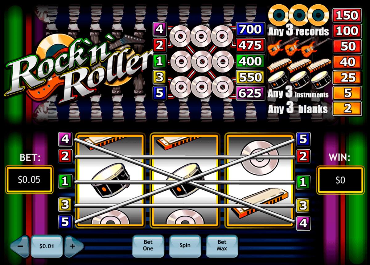 rocknroller playtech spielautomaten1