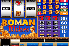 roman riches microgaming spielautomaten