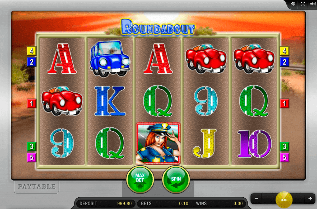 round about merkur spielautomaten