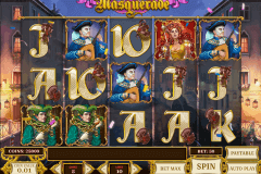 royal masquerade playn go spielautomaten
