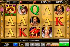 royal secrets egt spielautomaten